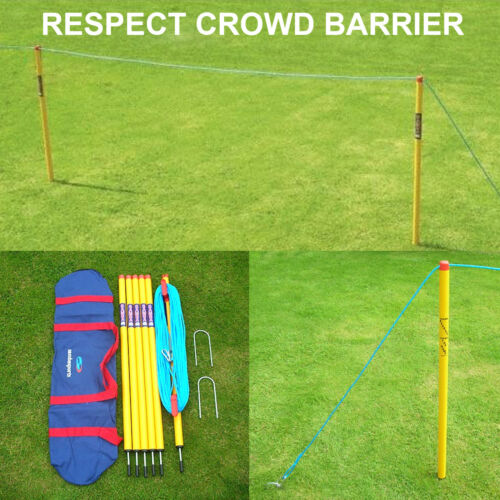Samba Sports Respect Crowd Barriers Football Supporters Barrier 60m 120m In Bag