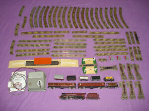 Large lot Hornby Dublo 3-Rail Duchess of Atholl, Controller, Track Rolling stock
