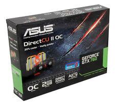 ASUS GeForce GTX 760 2GB GDDR5 (GTX760-DC2OC-2GD5) - Sealed NEW
