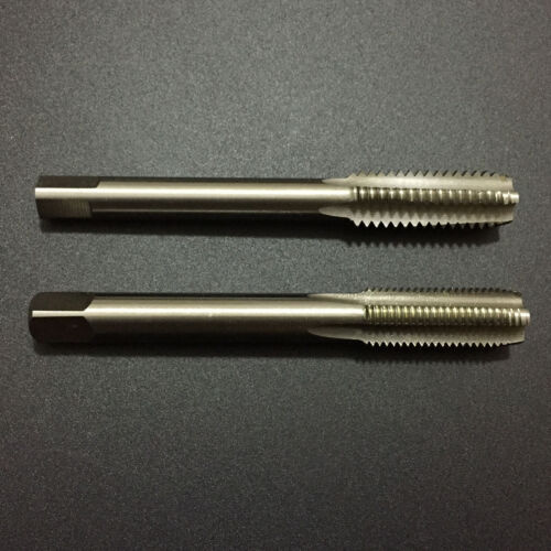 HSS 7//16-20 Tap or 7//16-14 Tap for Pool Cue Brass Insert Thread