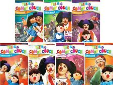 The Big Comfy Couch: Complete TV Series Season 1 2 3 4 5 6 7 Box/DVD Set(s) NEW!