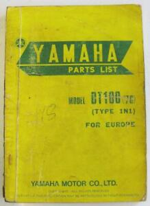YAMAHA-DT100-039-78-Type-1N1-for-Europe-1977-Illustrated-Motorcycle-Parts-List