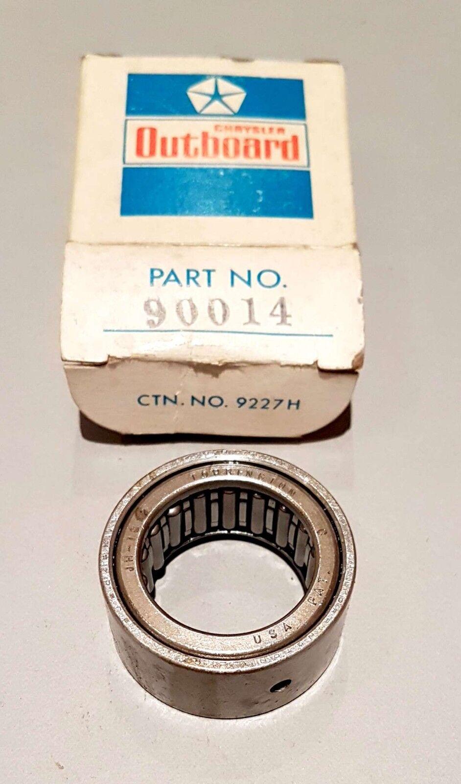 F90014 Kurbelwelle Lager / Crank Bearing für Chrysler / Force 35-55 HP, 1974-94