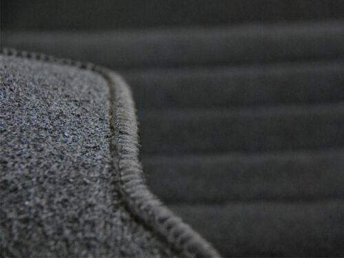 2005-2011 Automatten BASIC Velours Fußmatten für Mercedes B-Klasse W245 Bj
