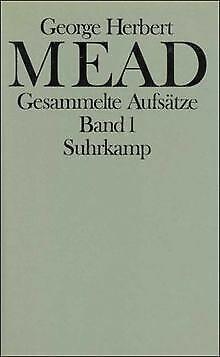 Gesammelte Aufsätze, 2 Bde., Ln, Bd.1 von Mead, George H. | Buch | Zustand gut