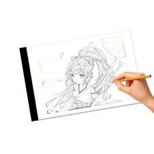 A4 Digital Graphics Tablet LED Drawing Board Light Box Tracing Copy Pad #Z