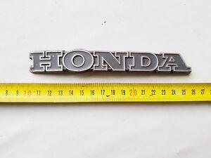 insigne-HONDA-modele-non-identifie