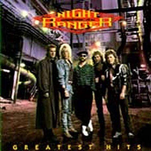 1 of 1 - Night Ranger - Greatest Hits [New CD]