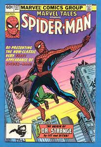MARVEL-TALES-137-Reprints-Spiderman-Amazing-Fantasy-15-NABISCO-VARIANT-GIVEAWAY