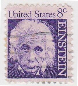USB237-1965-USA-8c-Albert-Einstein-SG1267