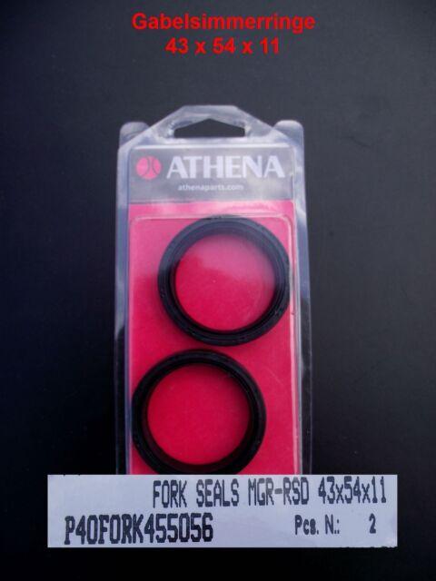 Sello de Aceite Horquilla Kit Honda CBR 1000RR CBR1000 SC57 43x54x11 Tenedor