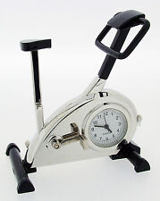 Novelty Miniature Gym Bike Clock