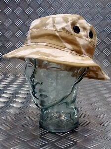 Military-Style-Special-Forces-Boonie-Hat-Bush-Hat-Short-Brim-Desert-Camo-NEW