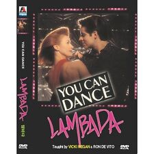 You can dance : LAMBADA (DVD,All,New) Vicki Regan, Ron De Vito