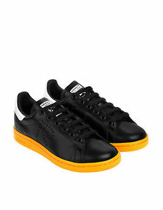 raf simons x adidas stan smith orange
