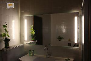 Led Badspiegel In 100 X 70 Cm Spiegel Mit Beleuchtung Wandspiegel