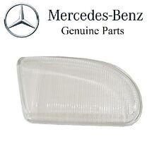 Front Left Genuine Fog Light Lamp Lens fits Mercedes E320 E430 CLK320 SLK230