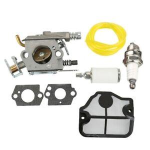 Carburetor Kits For Husqvarna 36 41 136 137 141 142 Zama ...