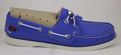 Bleu Boîte Chaussures Sebago Néoprène Bateau Neuf B500126 CodxBe