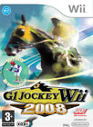 Nintendo Wii Game - G1 Jockey 2008 Cased With Instructions