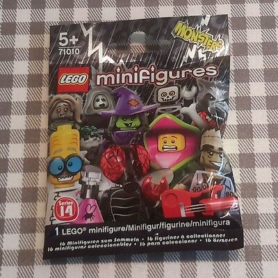 Lego Minifigures Series 3 Unopened Sealed Packets