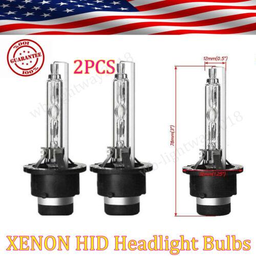 2X35W D2S D2R D2C Xenon Bulb Car Replace HID Factory Headlight HIGH POWER 5K-10K