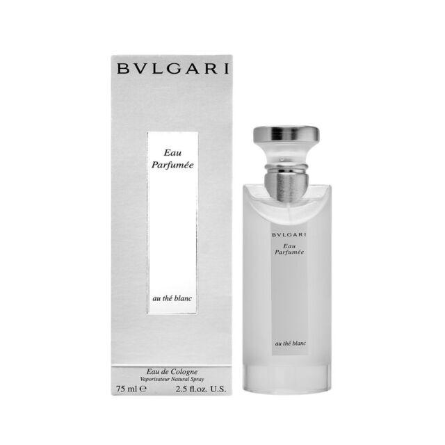 5874054d15 Bvlgari Eau Parfumee Au The Blanc 1.35oz 40ml Unisex Orginal Old Box Please  Read