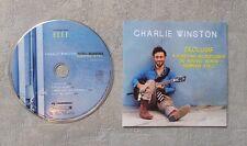 "CD AUDIO MUSIQUE / CHARLIE WINSTON ""RUNNING STILL (ACOUSTIC)"" 4T CDS PROMO 2011"