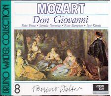 Mozart: Don Giovanni / Walter, Pinza, Novotna, Sayao, Kullmann, Met 1942 - CD