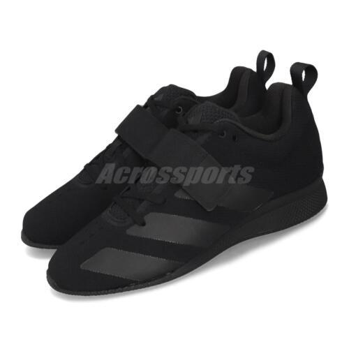 adidas Adipower Weightlifting II 2 Black Men Cross Training Trainers Shoe F99816