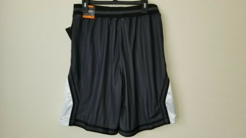 *** New Mens Basketball Shorts by And1.**Adjustable Elastic Waist Size L.***
