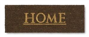 Rectangular Vico Kerala Home Style Doormatt / Floormat / WellcomeMatt  Brown New