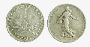 pci4987-Francia-France-1-Franc-Semeuse-1908
