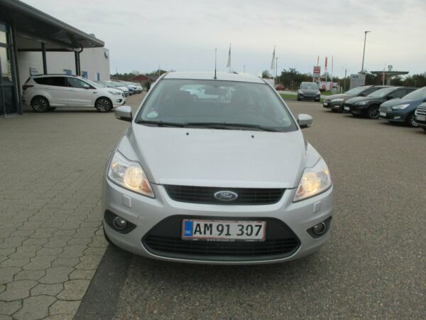 Ford Focus 1,6 TDCi 90 Trend Collection stcar - billede 5