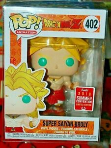 Funko-Pop-Animation-402-Dragon-Ball-Z-S-S-Broly-Summer-Con-Excl-FREE-S-H