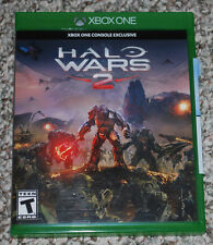 Halo Wars 2 Xbox One Game Rated Teen Pre-owned Kids Gaming Aliens Multi Player