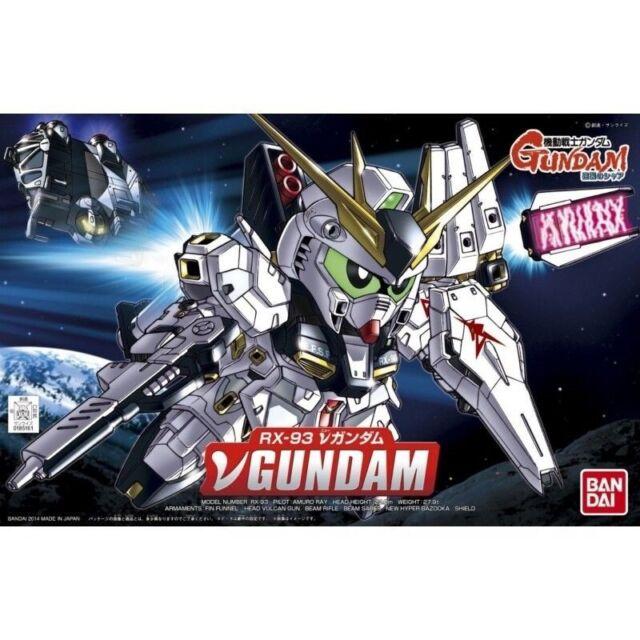 Bandai BB RX-93 V Gundam Kit G0185161 (New)