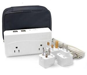 LiteFuze-200-Watt-Travel-Voltage-Frequency-50-to-60-HZ-Converter-EU-AU-Adapter