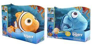 Detalles De Finding Dory Nemo Dory Whispering Waves Juguete De Felpa Con Frases Divertidas Nuevo Y Sonido Ver Título Original