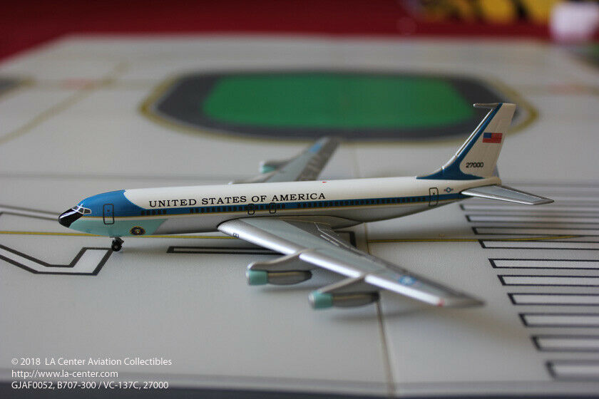 Gemini Gemini Gemini Jets USAF Boeing 707-300 Air Force One VC-137 Diecast Model 1 400 616fa1