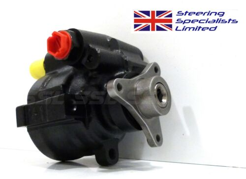 Remanufactured Power Steering Pump Renault Trafic 1.9 DCI 80 100 Bolt On Pulley