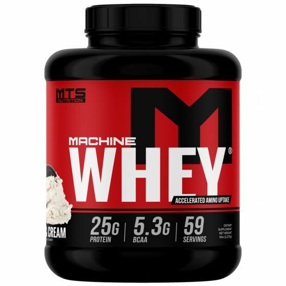 MTS Nutrition Machine Whey 5 5 5 Pounds 34542b