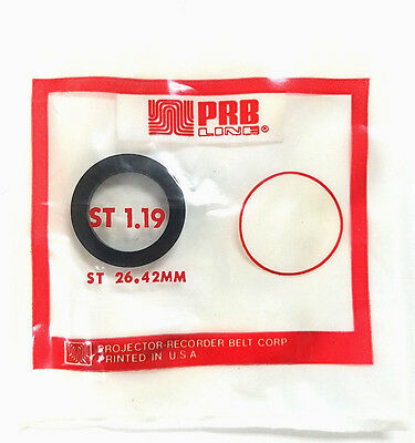 NEW PRB ST1.19 Video Clutch or Idler Tire ~ ST26.42mm