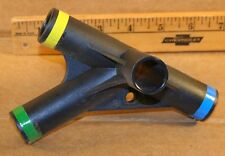 Fits 22 mm Steel Poles 120 deg bend TPM 120-4 NEW Repl 3 Way Hub For Tents