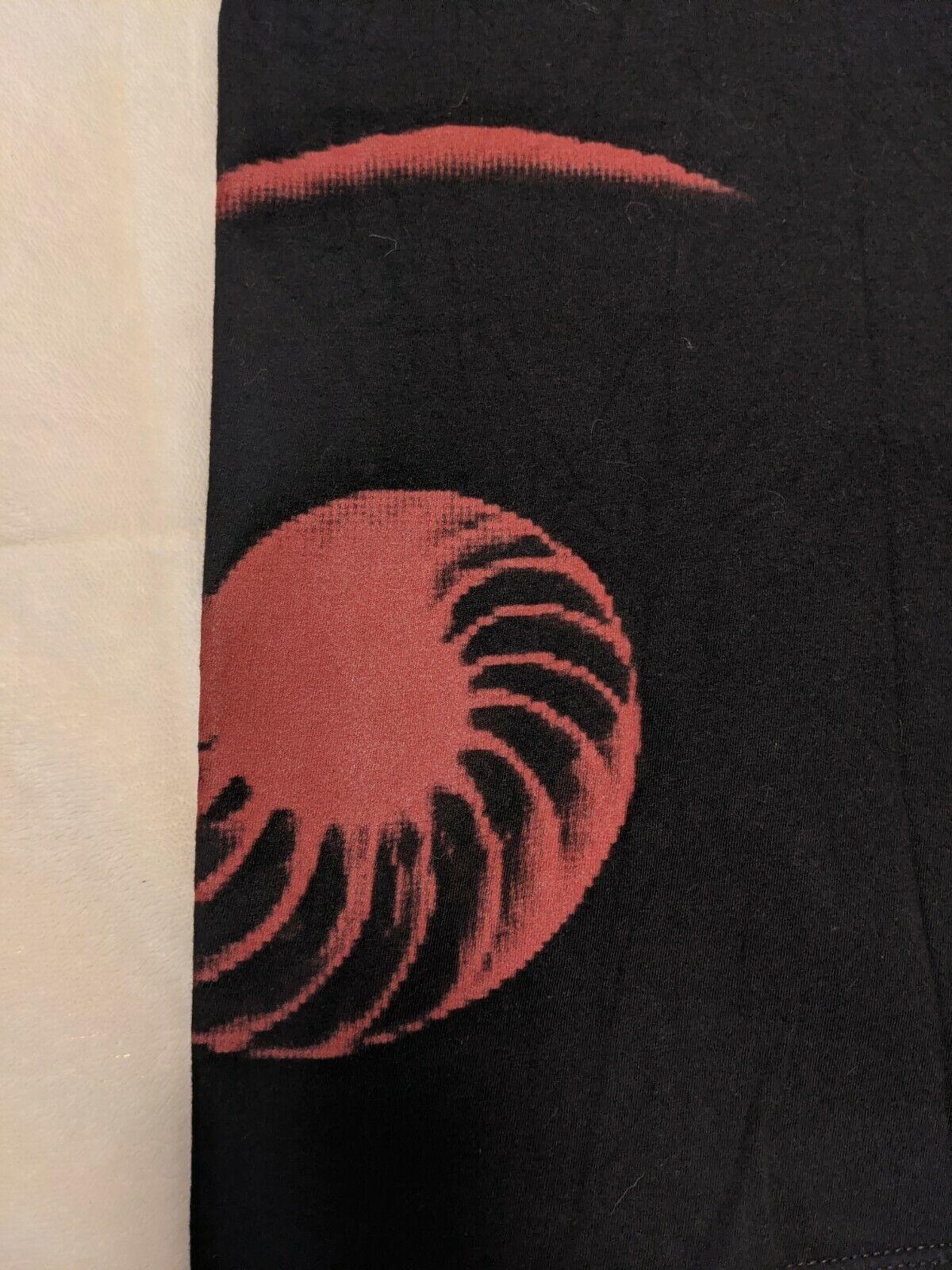 Vintage Nine Inch Nails The Spiral NIN Fan Club T… - image 3