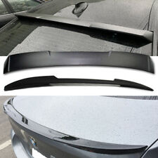 Trunk Spoiler V-Look 2017-2019 FITS BMW G30 4D 530i 540i Paint Color Rear Roof