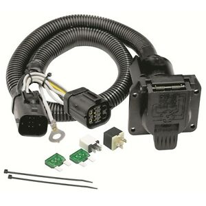 118242 tow ready oe tow package wiring harness ford f150. Black Bedroom Furniture Sets. Home Design Ideas