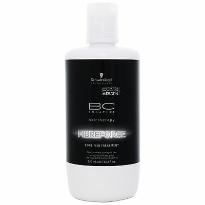 Schwarzkopf BC Bonacure Fibre Force Fortifier Treatment 750ml for all