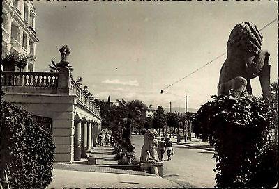 N Ebenshausen Hoteli Slavija Hotel Hell In Farbe Honig Opatija Istrien Frankierte Ak 1953 Gel