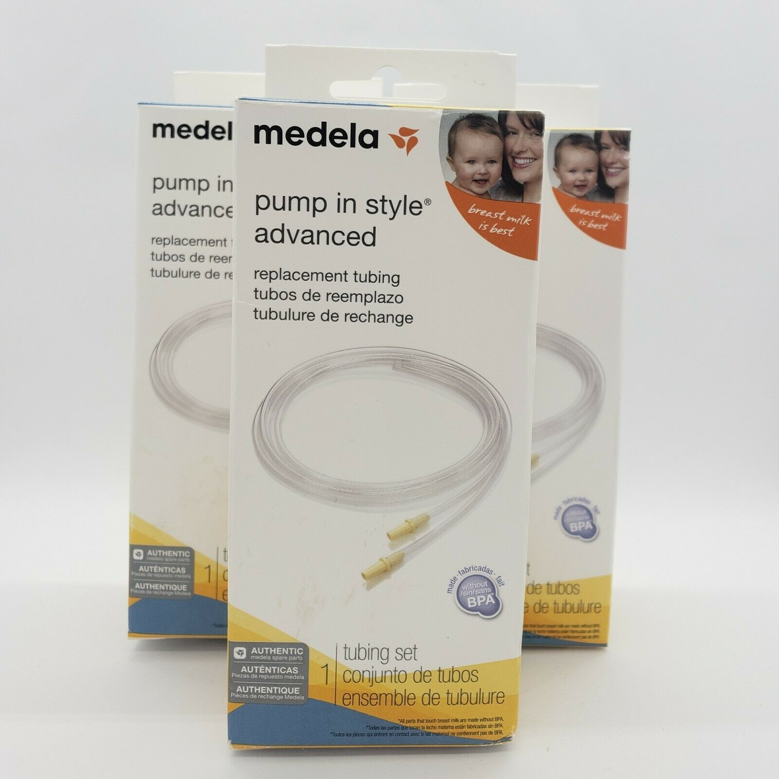 by Medela Medela Swing Maxi Pump Replacement Tubing
